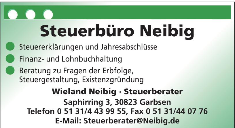 Steuerbüro Neibig