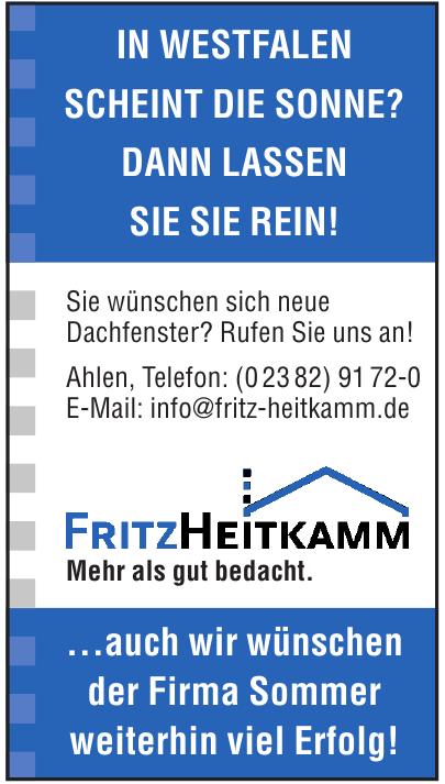 Fritz Heitkamm