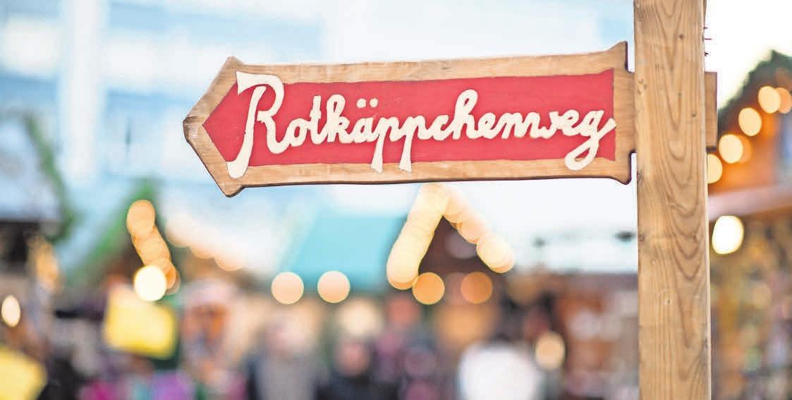 Viele Angebote für Jung und Alt gibt es auch in diesem Jahr auf dem Märchenweihnachtsmarkt in der Kasseler Innenstadt – darunter auch einige Neuerungen. FOTOS: R