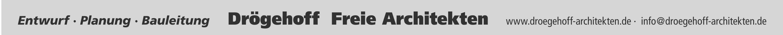 Drögehoff Freie Architekten