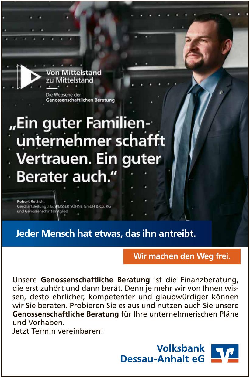 Volksbank Dessau-Anhalt eG