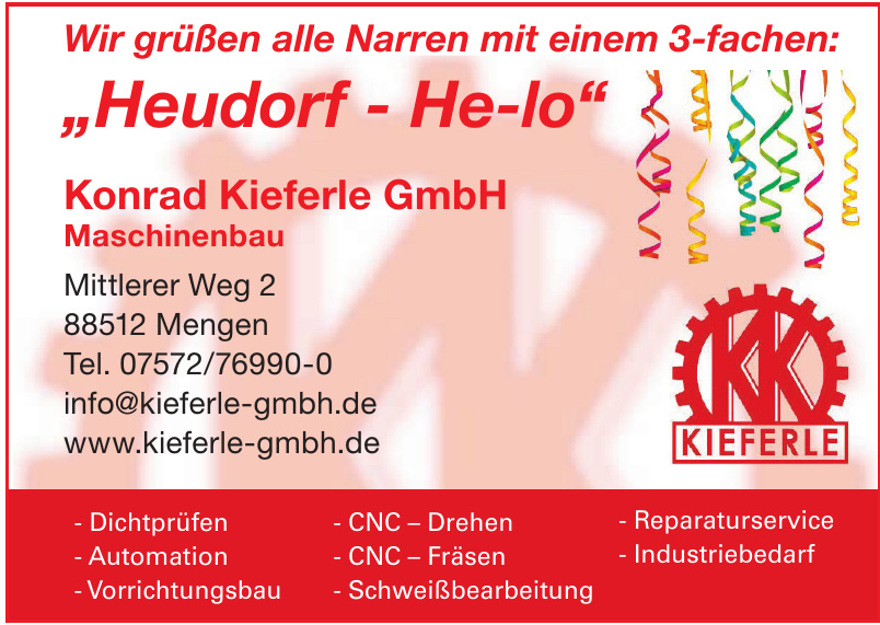Konrad Kieferle GmbH
