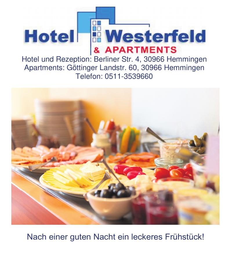 Hotel Westerfeld und Apartments