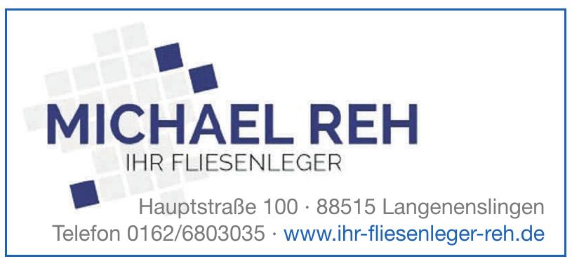Michael Reh