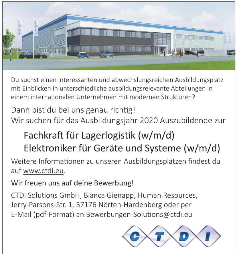 CTDI Solutions GmbH