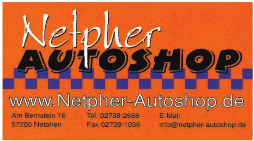 Netpher Autoshop