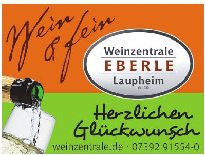 Weinzentrale Eberle Laupheim