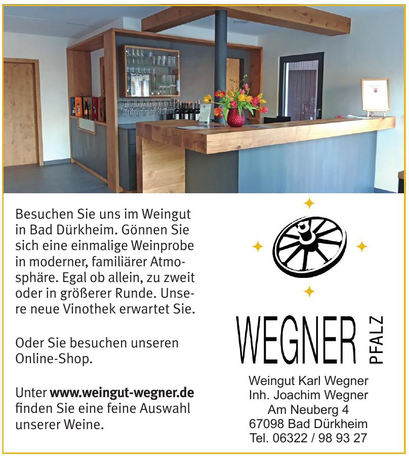 Weingut Karl Wegner Inh. Joachim Wegner