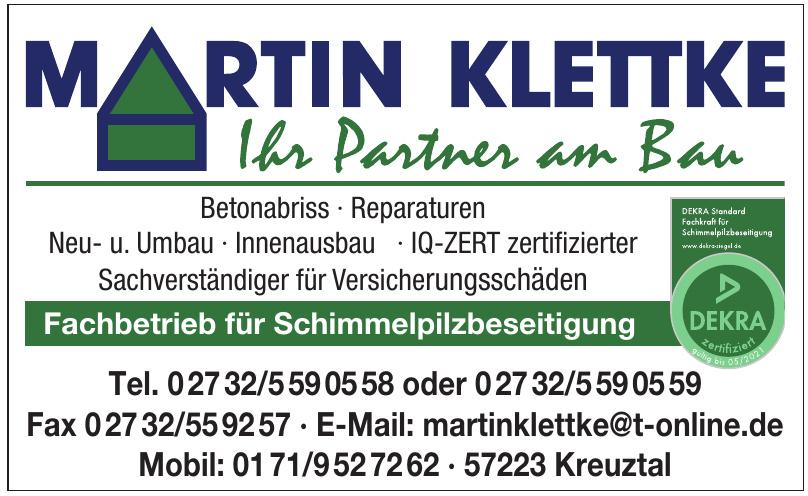 Martin Klettke