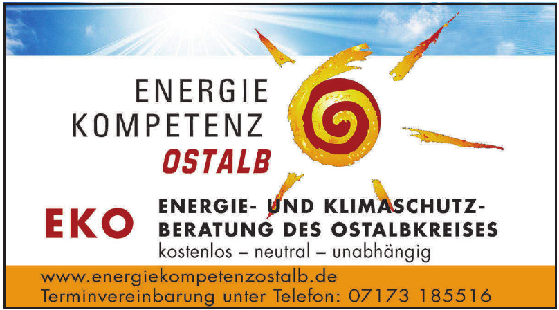 Energie Kompetenz Ostalb
