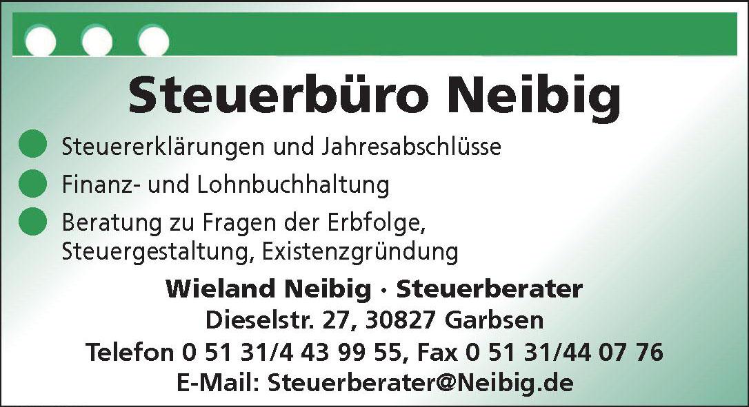 Wieland Neibig - Steuerberater
