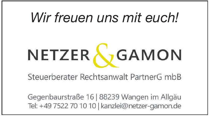 Netzer & Gamon Steuerberater Rechtsanwalt PartnerG mbH