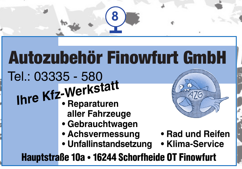 Autozubehör Finowfurt GmbH