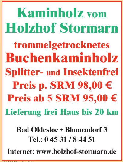 Holzhof Stormarn
