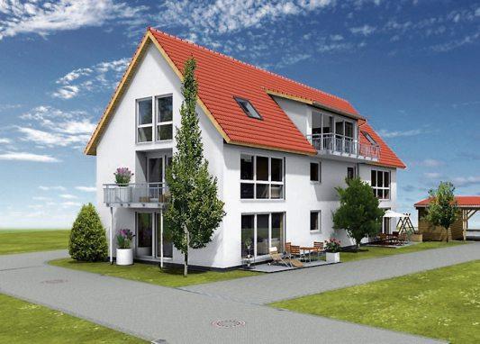 Nachhaltiges und gesundes Wohnen im Massivholzhaus bei minimalen Nebenkosten Image 2