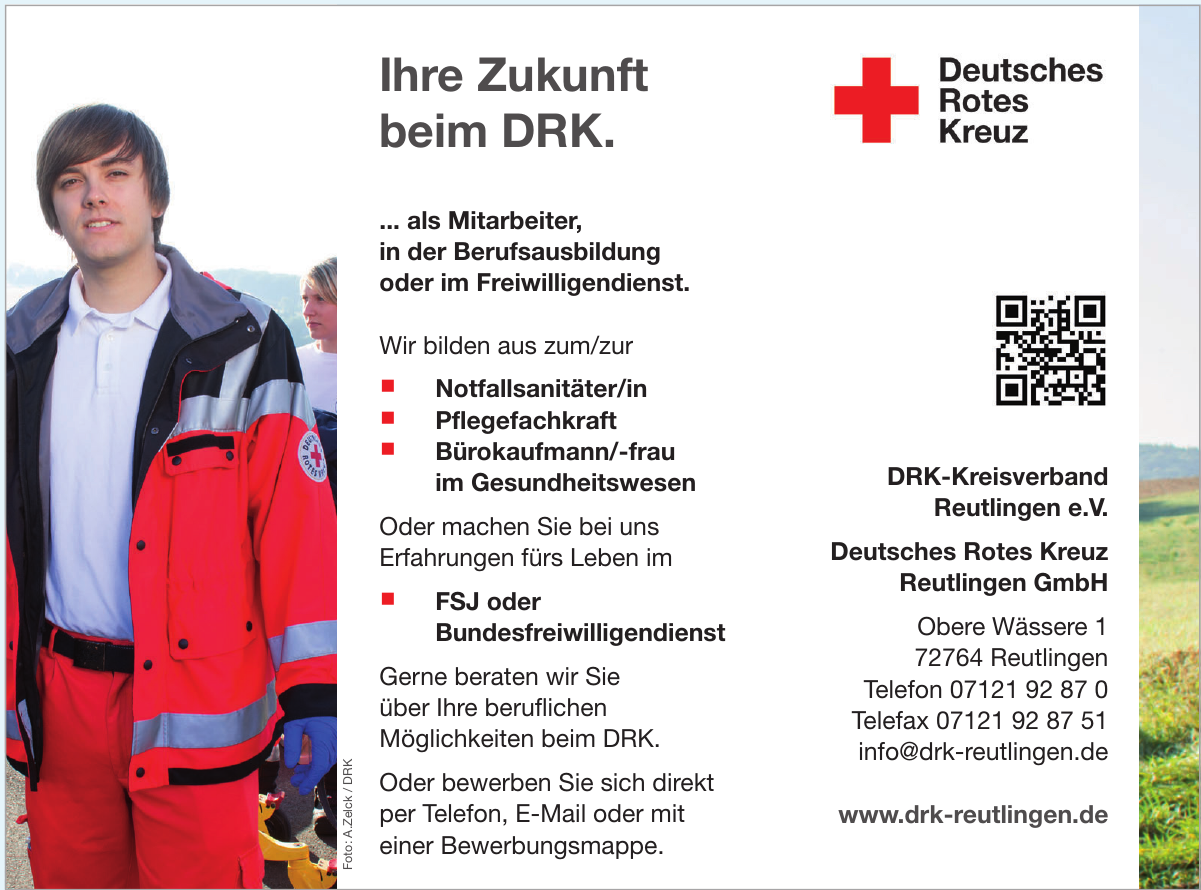 Deutsches Rotes Kreuz Reutlingen GmbH