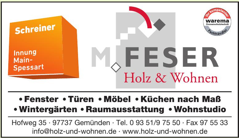 M. Feser Holz & Wohnen