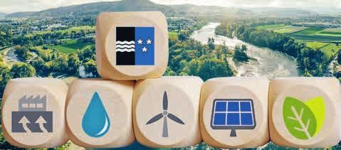 Energietechnologien und Ressourceneffizienz bilden einen Schwerpunktbereich des Hightech Zentrums Aargau