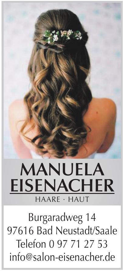 Manuela Eisenacher