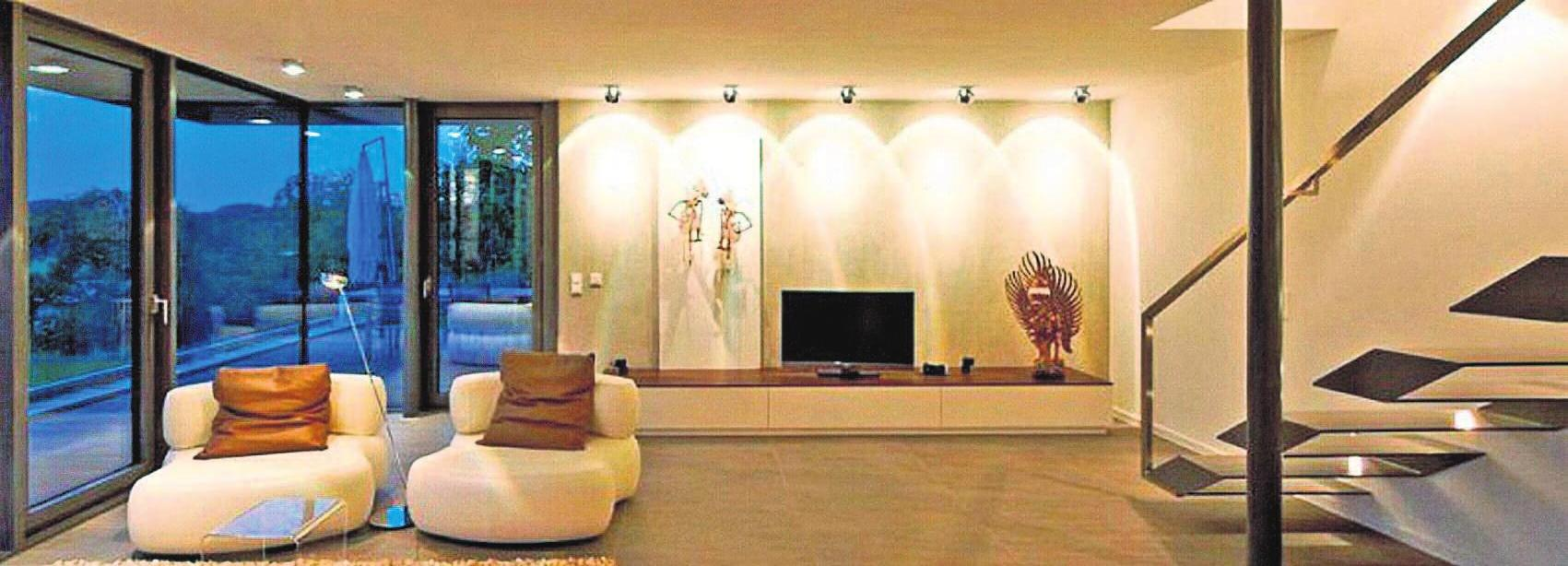 Ein gutes Lichtkonzept kann besondere Stimmungen erzeugen und erhöht die Behaglichkeit. Foto: djd/bilux