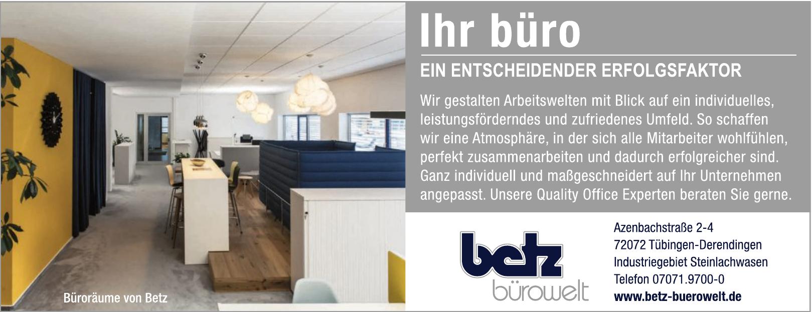 Betz Bürwelt
