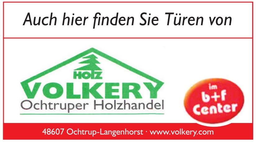 Ochtruper Holzhandel - B. Volkery