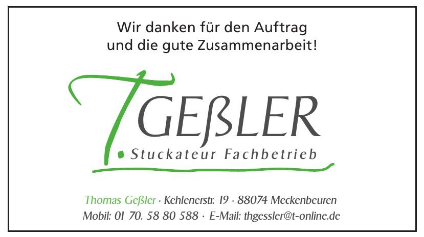 Thomas Geßler