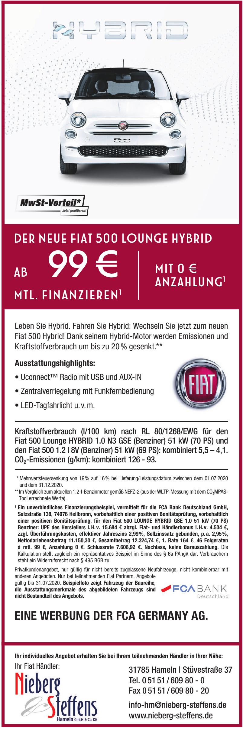 Nieberg Steffens Hameln GmbH & Co. KG