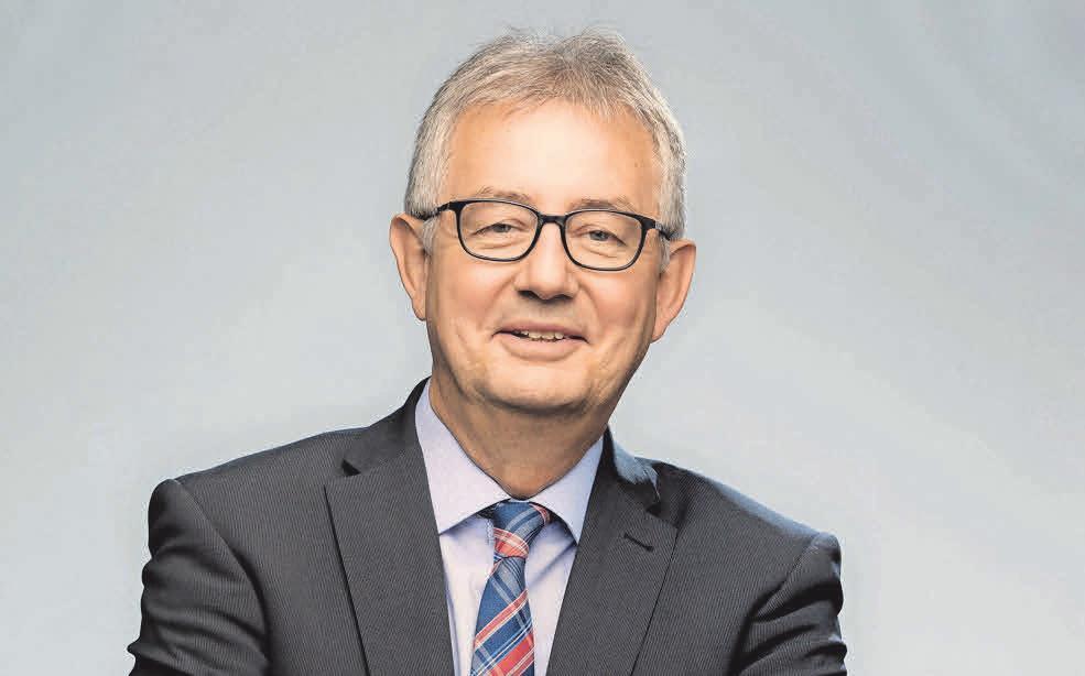 Michael Stier, Geschäftsführer Jobcenter Region Hannover