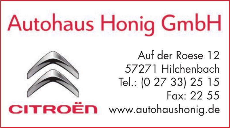 Autohaus Honig GmbH