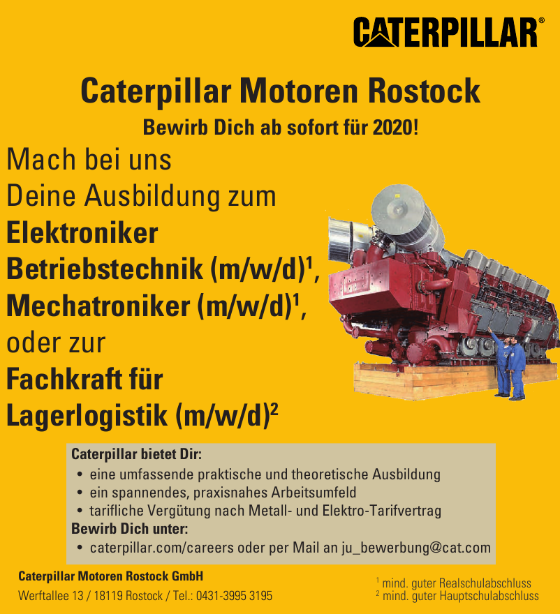 Caterpillar Motoren Rostock GmbH