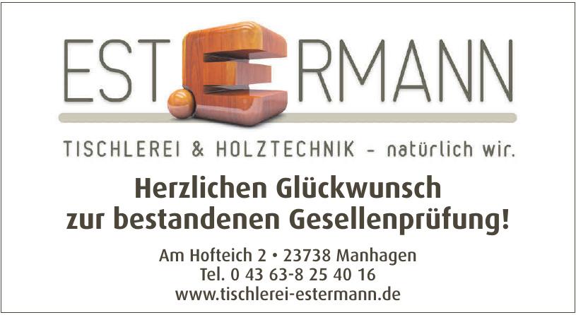 Tischlerei Estermann