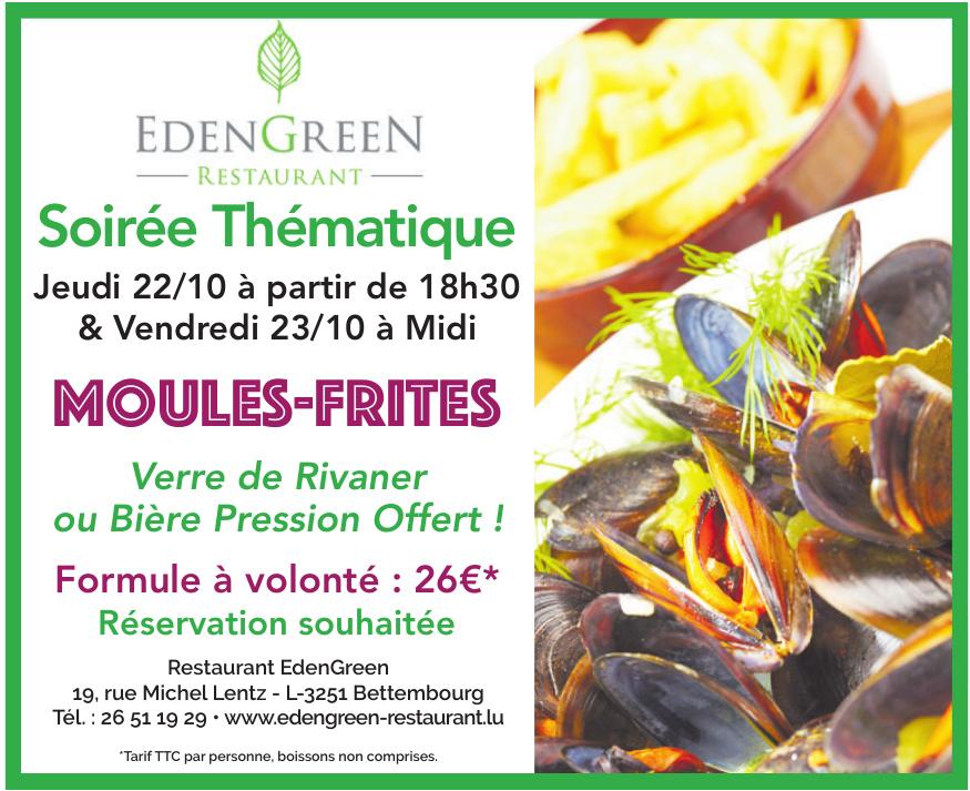 EdenGreen Restaurant