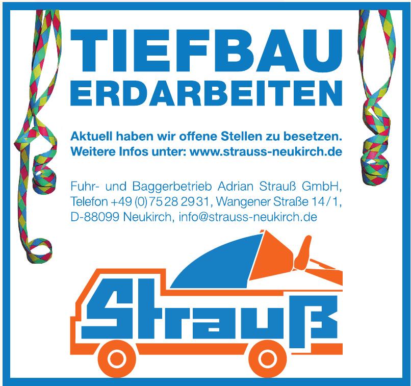 Strauss Adrian GmbH
