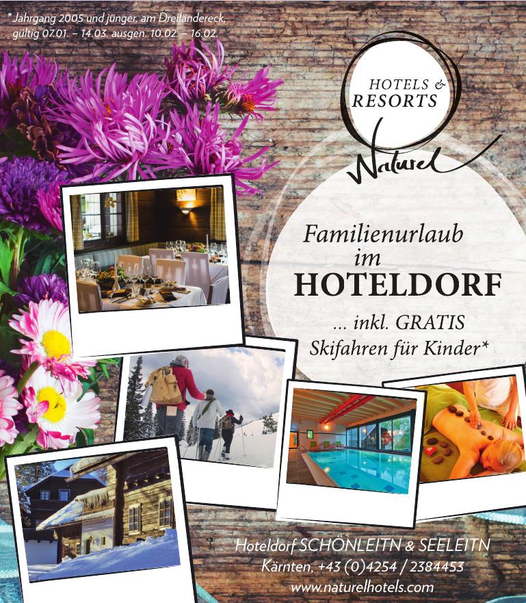 Hoteldorf Schönleitn & Seeleitn
