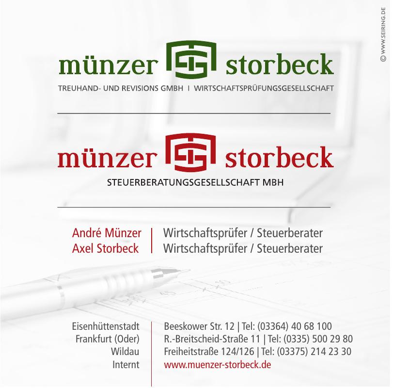 Münzer Storbeck Steuerberatungsgesellschaft mbH