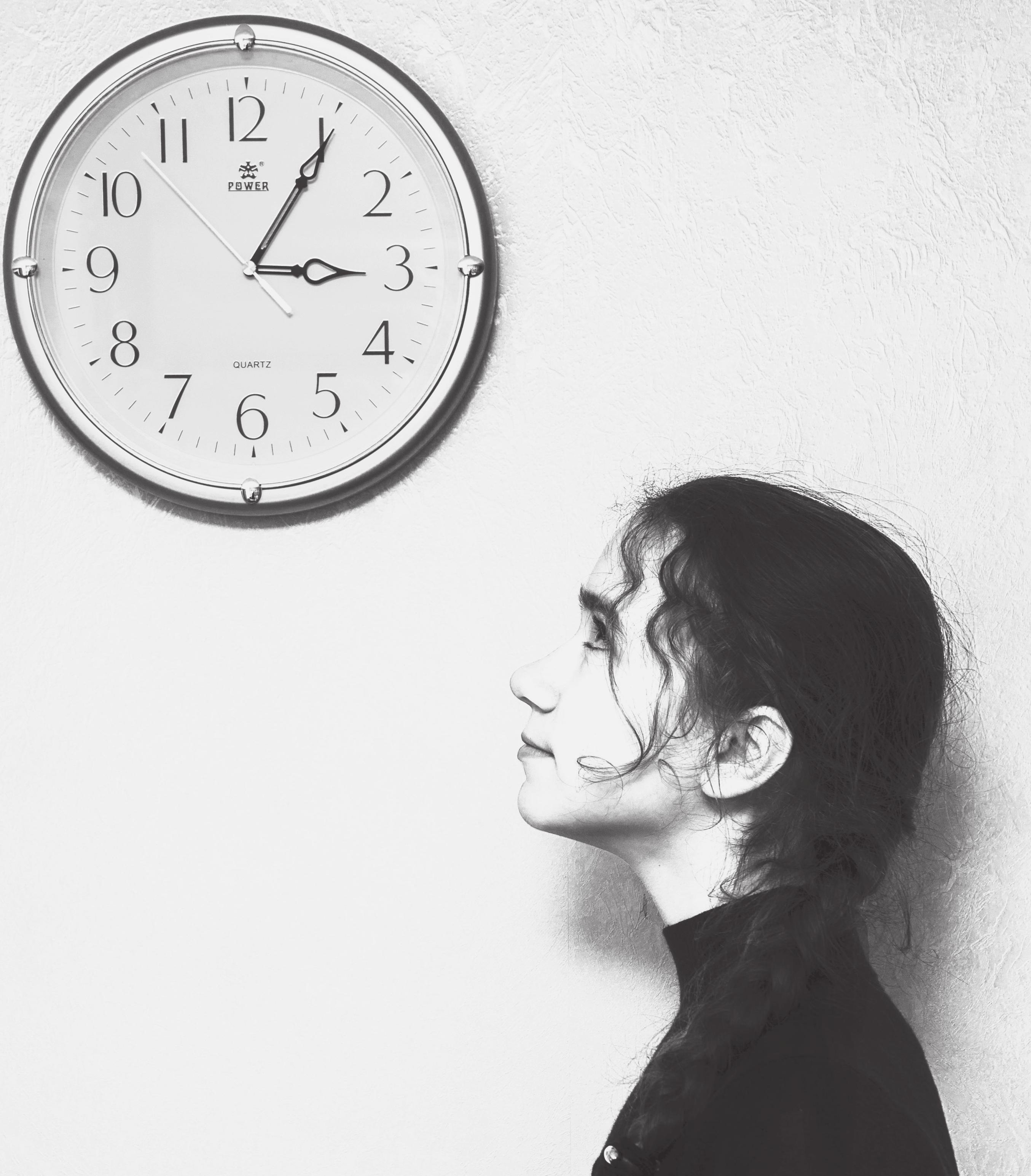 Die Zeit rast und ich mittendrin
