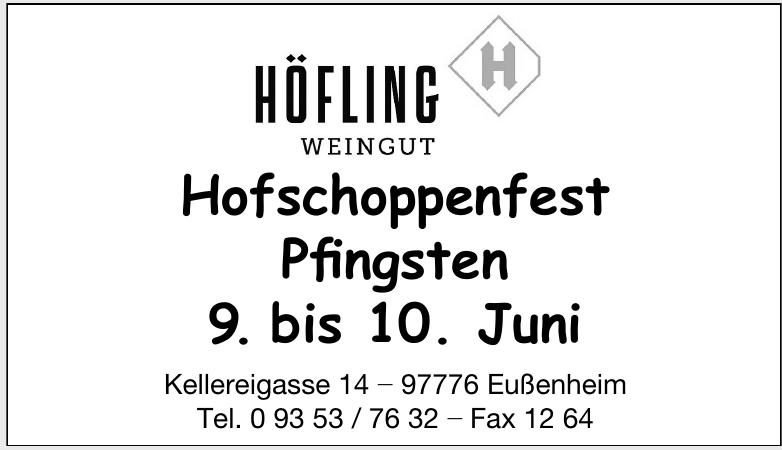 Höfling Weingut