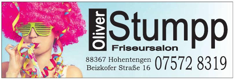 Oliver Stumpp Friseursalon