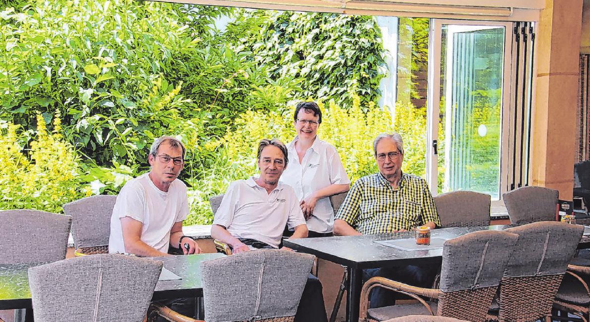 Wer in Schlat beste schwäbische Küche genießen möchte, der ist im Rommentaler Burgstüble genau richtig. Foto: Inge Czemmel