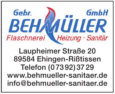 Behmüller GmbH