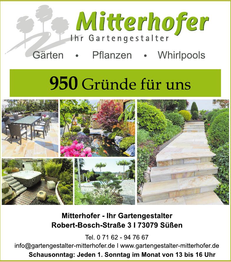 Mitterhofer- Ihr Gartengestalter