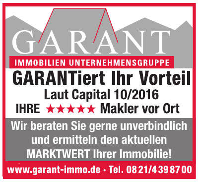 Garant Immobilien Unternehmensgruppe