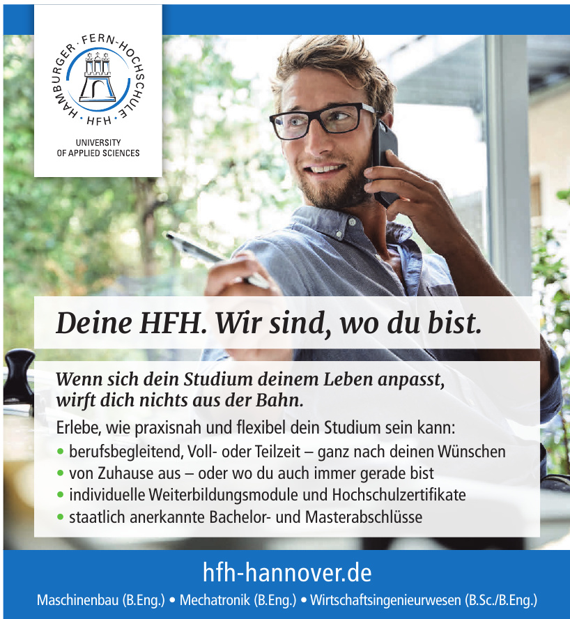 HFH-Hamburger Fern Hochschule