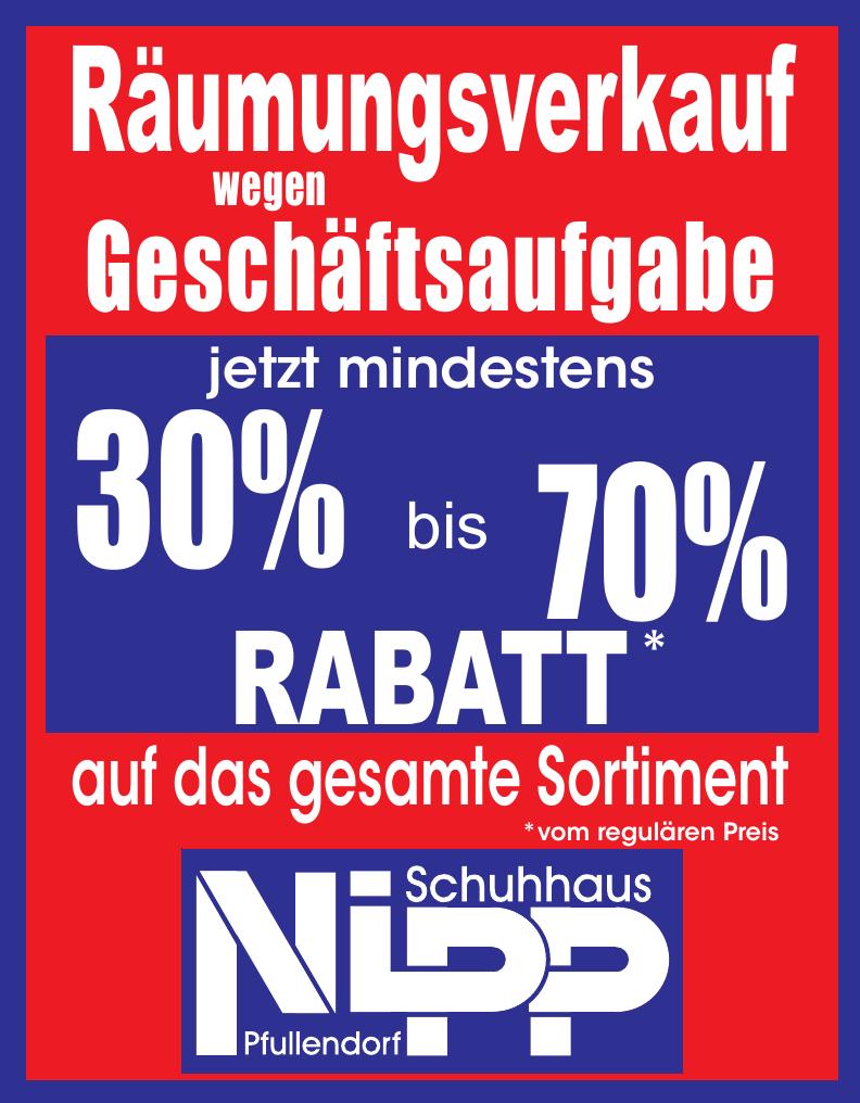 Nipp Schuhhaus