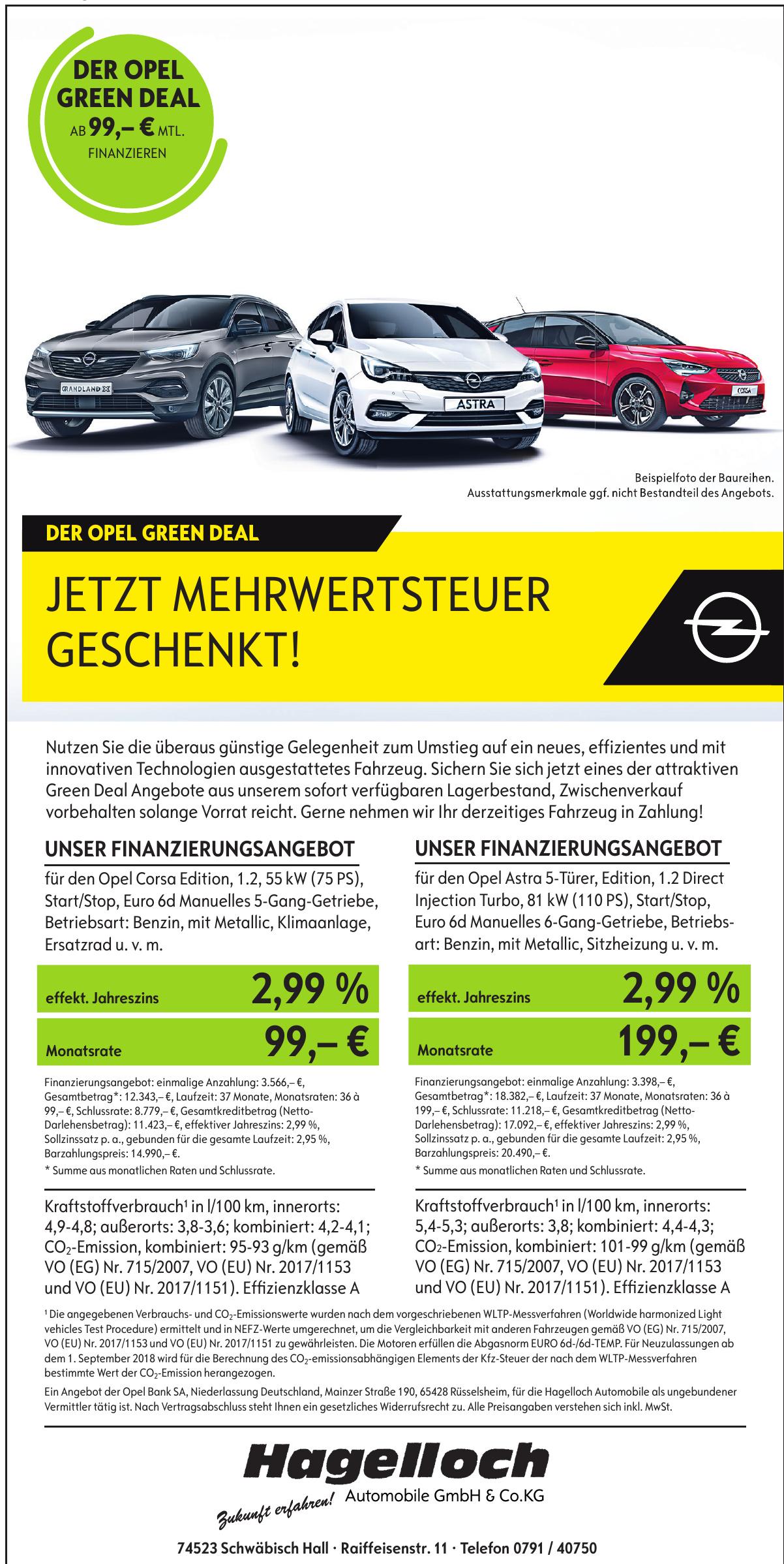 Hagelloch Automobile GmbH & Co. KG