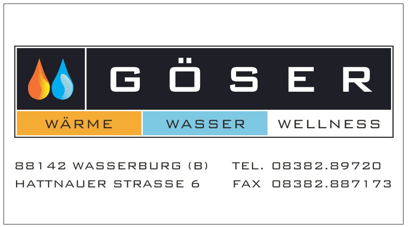 Göser GmbH Wasserburg