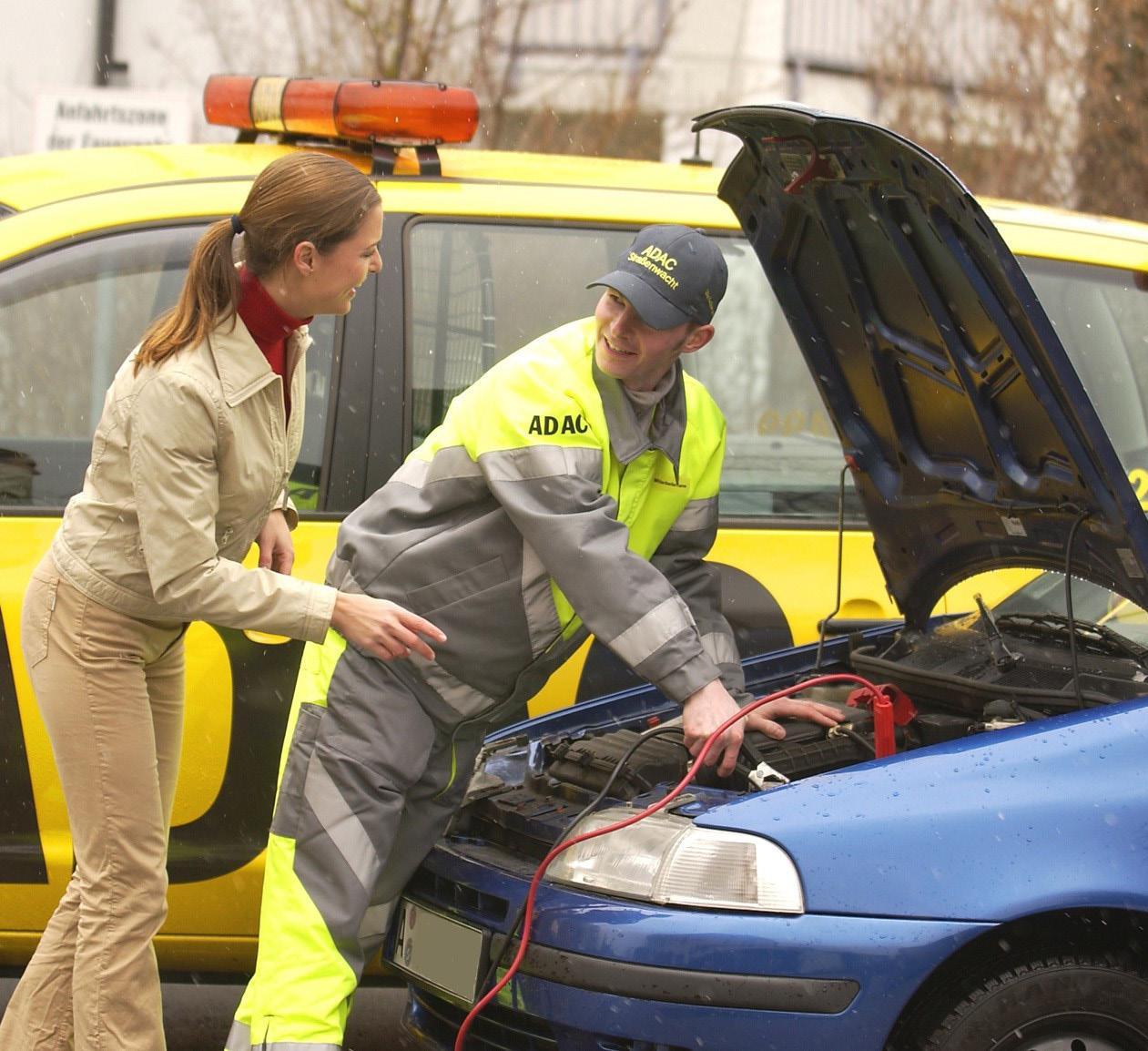 Laut Adac Pannenstatistik führten Probleme mit Batterie und Elektronik im vergangenen Jahr am häufigsten zu Fahrzeugpannen. Foto: adac