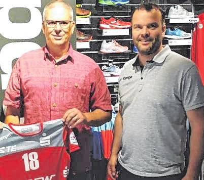 Kempa: Eine typische Handball-Marke