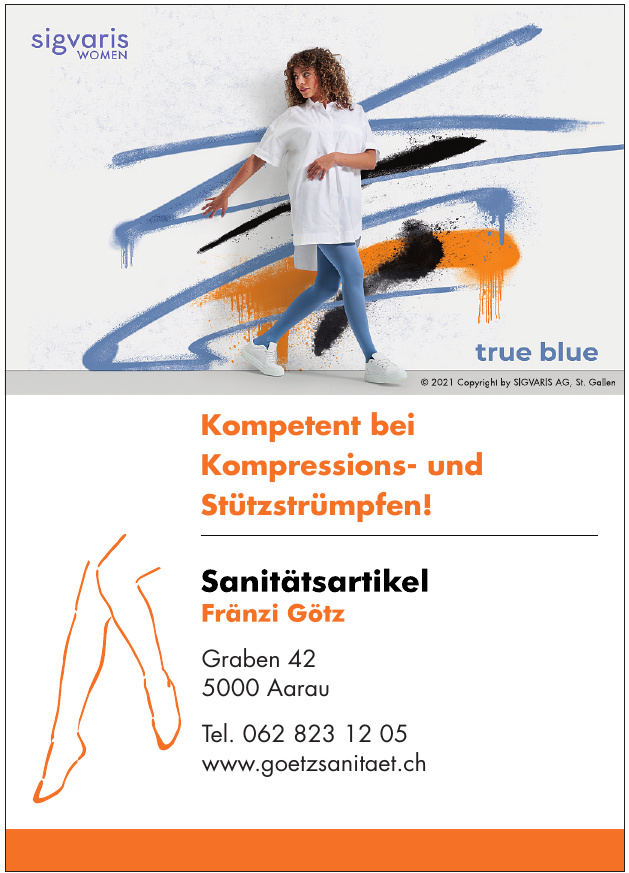Sanitätsartikel Fränzi Götz